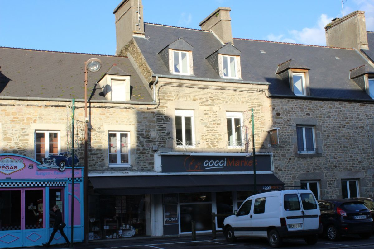 Immeuble bouctot immobilier for Agence immobiliere cherbourg