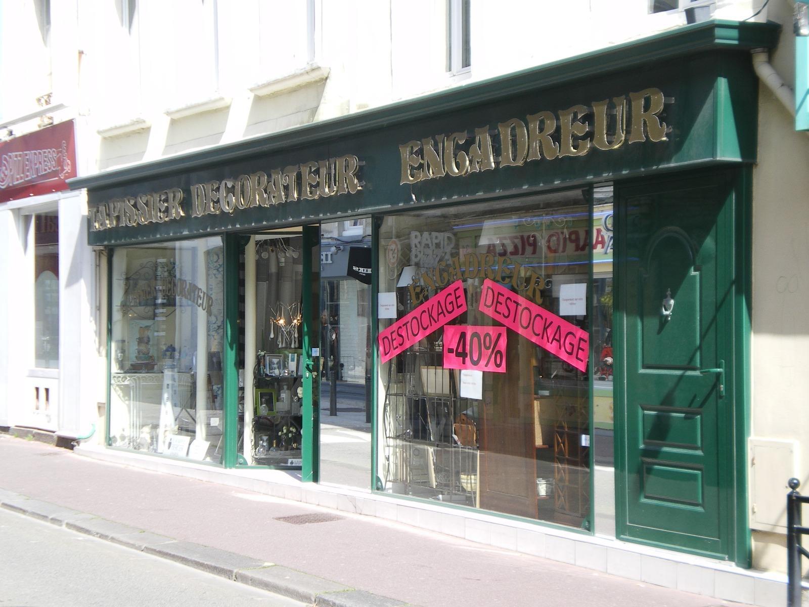 vente magasin Cherbourg en Cotentin