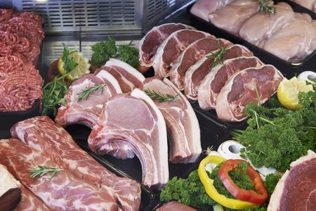 Vente de boucherie charcuterie dans le Cotentin