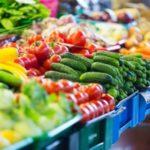Vente de magasin de légumes dans le Cotentin